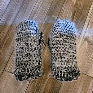 Women's Winter Gloves with Sherpa Lining